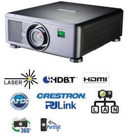Digital Projection eVision LS8500wu Projector