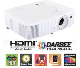 Optoma HD29Darbee Projectors
