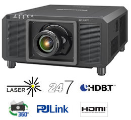 Panasonic PT-RS20k Projector