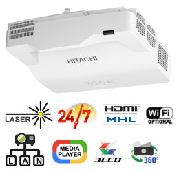 HitachiLP-AW3001Projector