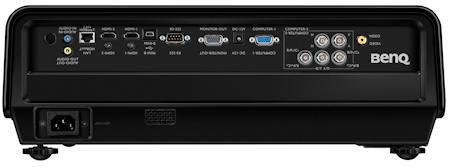 BenQ SU964 Projectors  connections