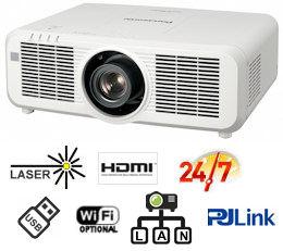 Panasonic PT-MZ770e Projectors