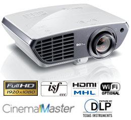 BenQ W3000 Projectors
