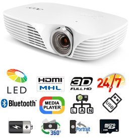 Acer K138sti Projectors