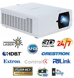 ViewsonicLS800hdProjector
