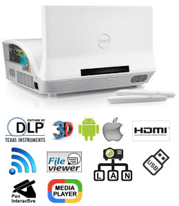 Dell S510 Projector