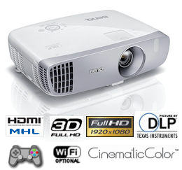 BenQ W1120 projector