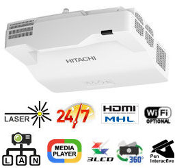 Hitachi LP-TW4001 Projector