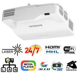 HitachiLP-TW4001Projector