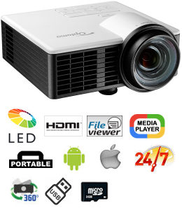 Optoma ML1050st Projectors