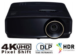 JVCLX-UH1Projector