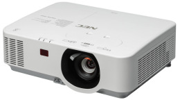 NEC NP-P474w Projector