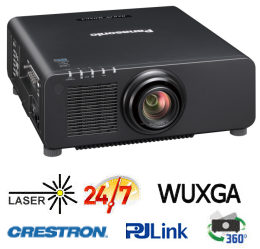 Panasonic PT-RZ870be Projector