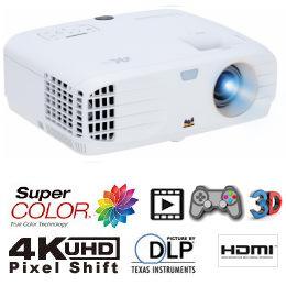 ViewsonicPX747-4kProjector