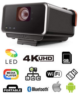 Viewsonic X10-4k Projector