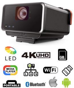 ViewsonicX10-4KProjector