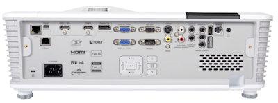 WU615t Projectors  connections