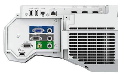 EB-700u Projectors  connections