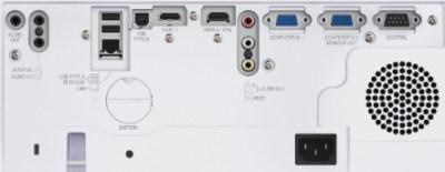 MP-EU5002 Projectors  connections