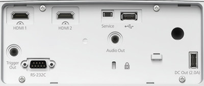 EH-TW7100 Projectors  connections