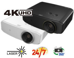JVCLX-NZ3Projector