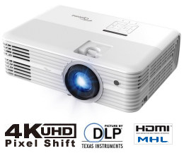Optoma 4K550st Projector