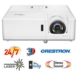 Optoma ZH406st Projector