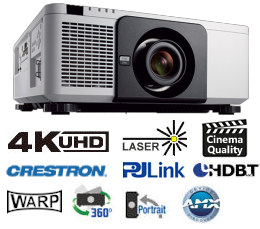 NECPX1005qlProjector