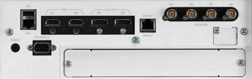 PX1005ql Projectors  connections