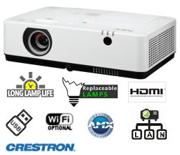 NEC ME372w Projector