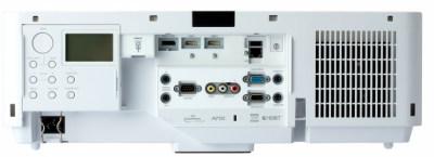 MC-X8801w Projectors  connections