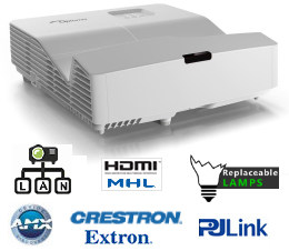 Optoma W330ust Projector