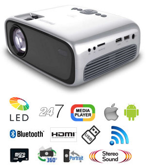 Philips NeoPix Easy+ Projector