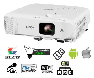EpsonEB-972Projector