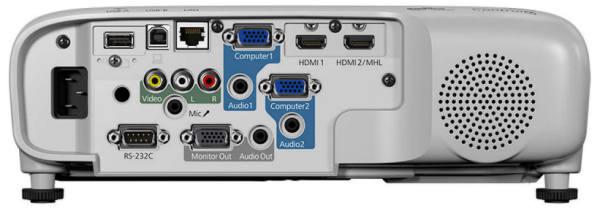 EB-992f Projectors  connections