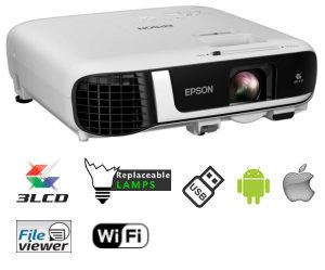 Epson EB-FH52 Projector