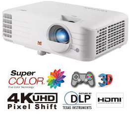Viewsonic PX748-4k Projector