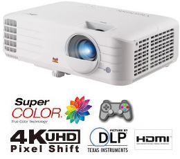 Viewsonic PX701-4k Projector
