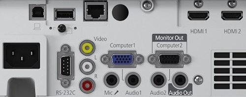 EB-L200f Projectors  connections