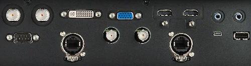DWU1075-gs Projectors  connections