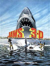 Jaws 3D  1983